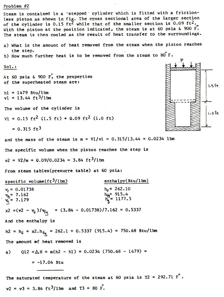 Thermodynamics 7th cengel Solution Manual
